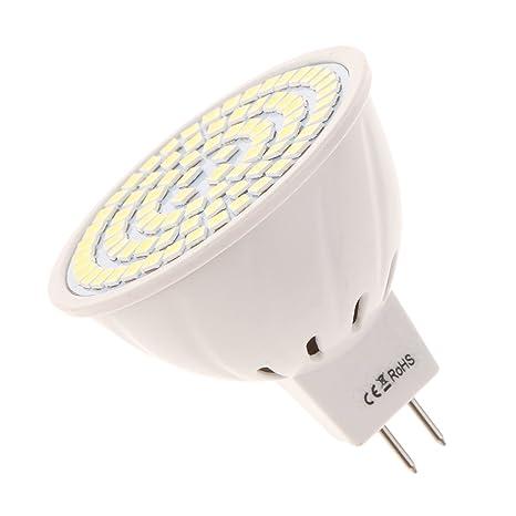 Gazechimp 220V Bombilla de LED de Crecimiento Luz Interior de Casa No Dimmable MR16 Tornillo 250lm