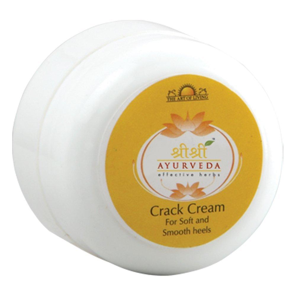 Sri Sri Ayurveda Crack Cream Works Wonders On Cracked Heels Skin Friendly