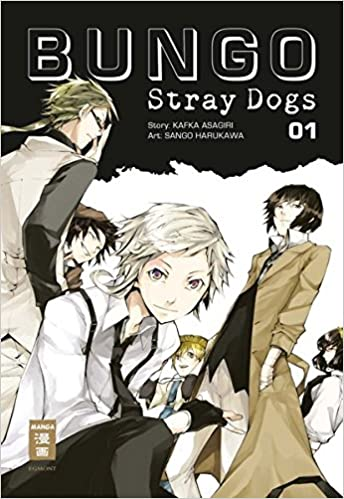 Amazon | Bungo Stray Dogs 01 |...
