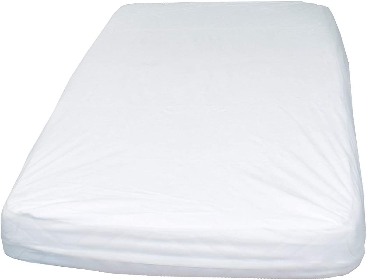 Protecteur de matelas de lit imperm/éable et respirant 70/x 140/cm