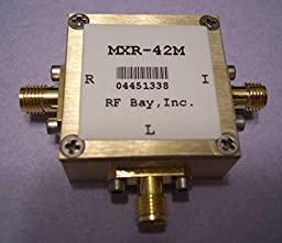 5-4200MHz Level 13 Frequency Mixer, MXR-42M, New, SMA