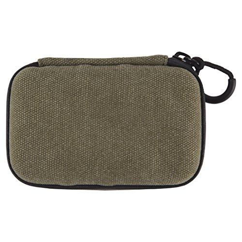 RYOT SmellSafe Krypto-Kit Hard Shell Case | Premium Smell Proof Carbon Filter Odor Free Case | Freshness Pod Storage, Elastic Storage Loop, Metal Poker