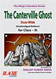 img - for The Canterville Ghost for Class XI book / textbook / text book