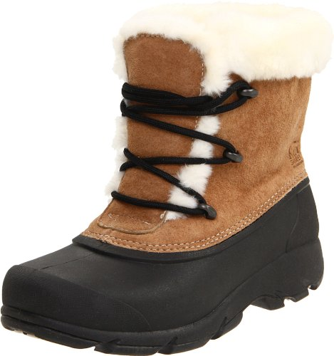 Sorel Women's Snow Angel Lace Boot,Rootbeer,8 -