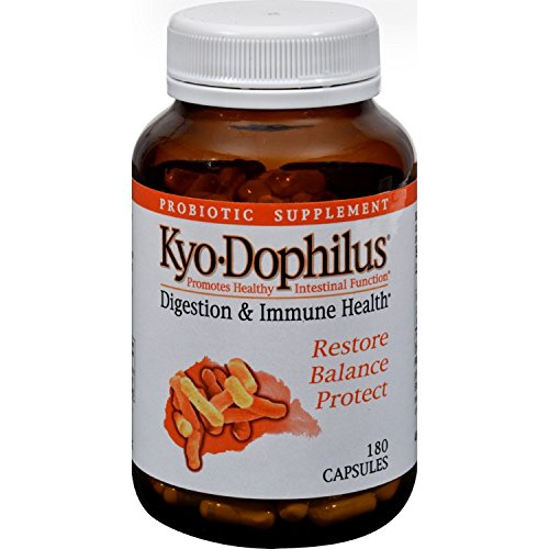 Kyolic Kyo Dophilus Digestion Supplement 180 Capsules product image