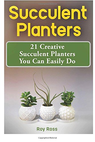 Succulent Planters: 21 Creative Succulent Planters You Can Easily Do