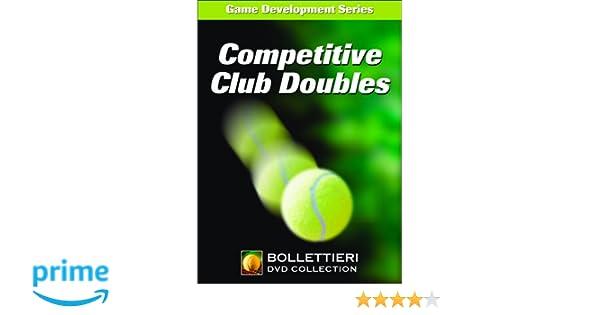 Amazon.com: Nick Bollettieris Game Development Series: Competitive Club Doubles DVD: Nick Bollettieri, Human Kinetics: Movies & TV