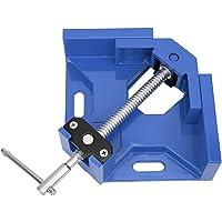 90 ° Haakse Hoekklem Aluminium Lassen Houtbewerking Hoekklem(blue)