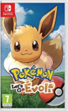 Pokémon : Let's Go, Evoli - Nintendo Switch [Importación francesa]