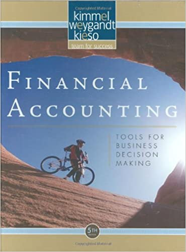 Financial accounting tools for business decision making paul d financial accounting tools for business decision making paul d kimmel jerry j weygandt donald e kieso 9780470239803 amazon books fandeluxe Gallery