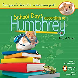 School Days According to Humphrey Audiobook