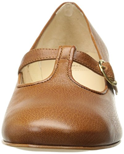 Amalfi Di Rangoni Womens Ticinese Dress Pump Cognac