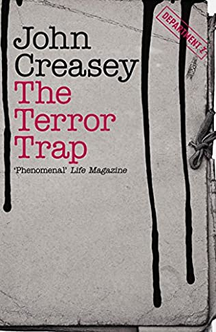 book cover of The Terror Trap