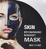 Magnetic Face Mask - Mineral-Rich Magnet Mask - Deep Hydration, Rejuvenating Face Mask for Fine Lines & Sagging Skin