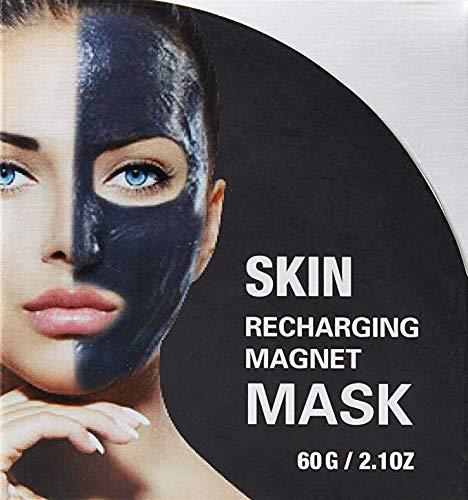 BeShiny Mascarilla Magnética Antienvejecimiento Rejuvenecedor Hidratante para una tez radiante firme y suave Reduce las líneas finas y la piel flácida: ...