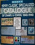Scott Classic Specialized Postage Stamp Catalogue, James E. Kloetzel, 0894872478