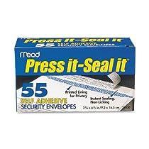 MEA75030 - Press-it Seal-it Security Envelope