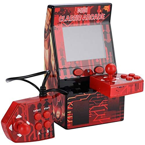 Retro Mini Portable Arcade Machine Classical Retro Handheld Video Game Console Built-in 183 Arcade Games