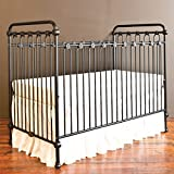 Cheap Bratt Decor joy baby crib distressed black