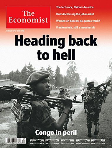 The Economist [UK] February 17 - 23 2018 (単号)