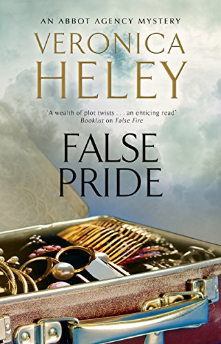 False Pride (An Abbot Agency Mystery Book 12)