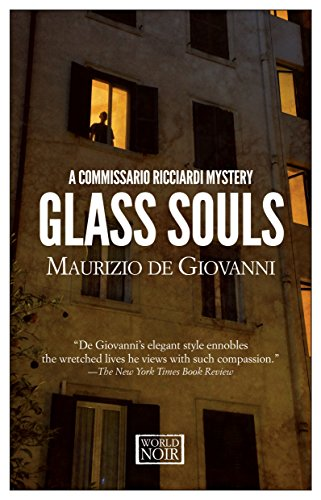 Download for free Glass Souls: A Commissario Ricciardi Mystery