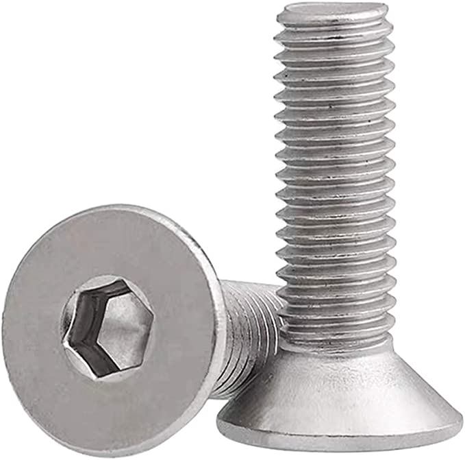 M4-0.70 X 16mm 142481 Set of 100 Sparex Hex Head Cap Screw