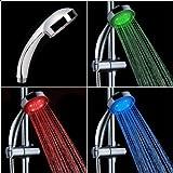 Sendida LED Shower Head Handheld Sprinkler
