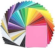 Your Design Oracal Assorted 631 y 651 - Juego de 48 hojas de 30,4 x 30,4 cm