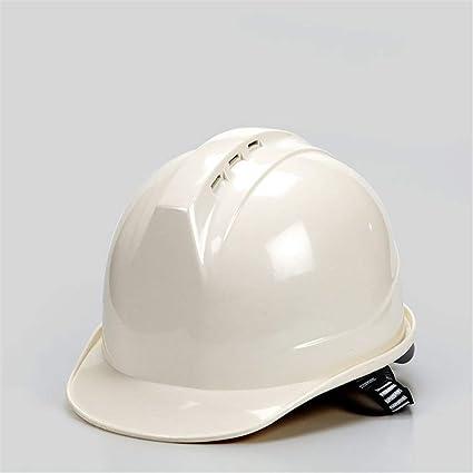 Easy Go Shopping Casco de Seguridad Casco de Seguridad Trabajador de la construcción Casco con ventilación