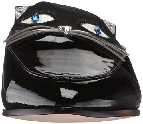 york Black Loafer kate spade Casper new Women's RqnHH4ES6