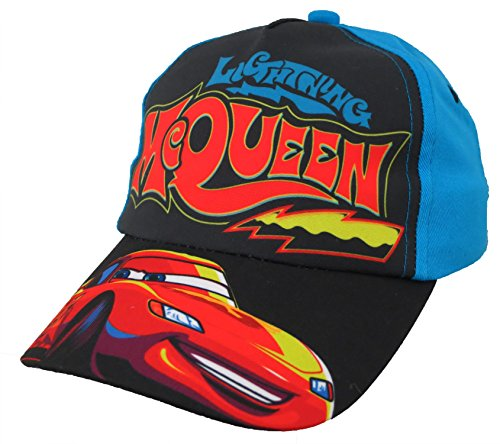 Disney Lightning McQueen Cars Baseball Cap [6013]