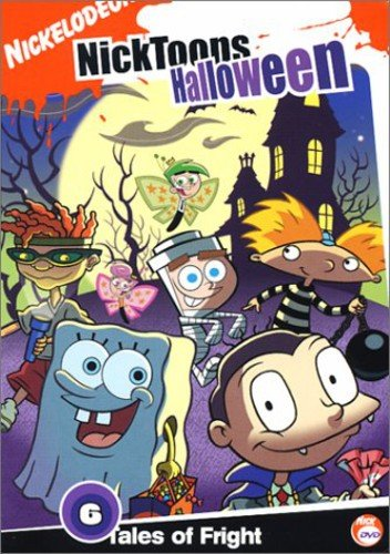 Nicktoons - Halloween - Tales of Fright -