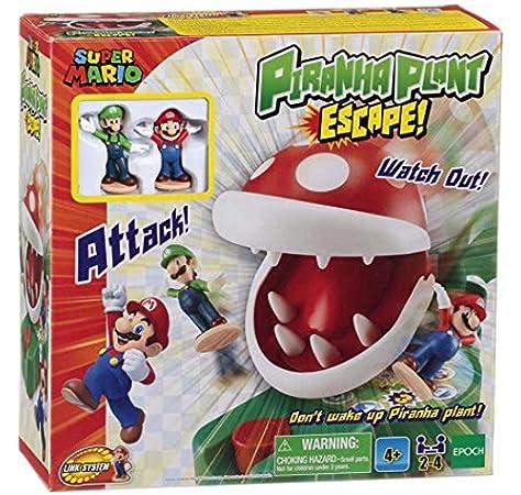Juego Super Mario Planta Carnívora Escape!: Amazon.es: Juguetes y juegos