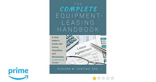 Counting Number worksheets future going to worksheets : The Complete Equipment-Leasing Handbook: A Deal Maker's Guide ...