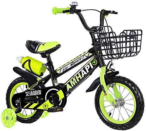 YSA キッズバイクキッズバイクキッズバイク2-3-4-5歳ベビー12-14インチベビーカー3C認証チャイルドカー自転車