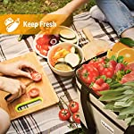 OlarHike-30-Liter-Large-Cooler-Lunch-Bag-Collapsible-and-Insulated-Lunch-Box-Leakproof-Cooler-Bag-for-Camping-Picnic-BBQ-Family-Outdoor-Activities-Grey-4