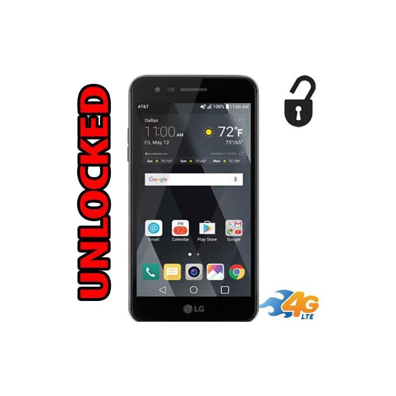 LG Phoenix 3 Unlocked 4g Lte USA Latin C