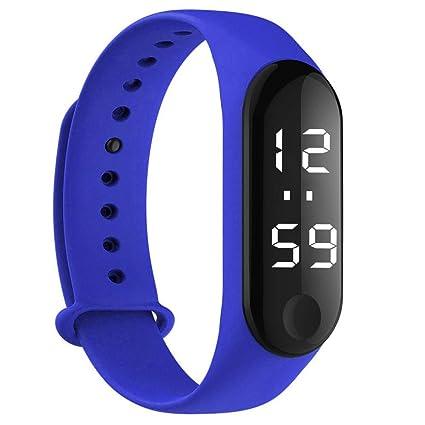Amazon.com: Mens Watches,Fxbar Fashion Digital LED Sports ...
