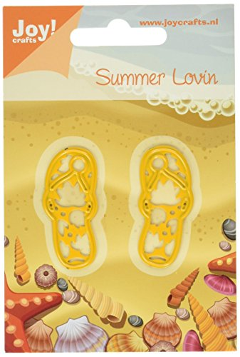Joy! Crafts Die, Summer Lovin Flip Flops (Flip Flops Die Cut)