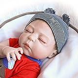 OCSDOLL Realistic Kids Boy Full Body Baby Dolls