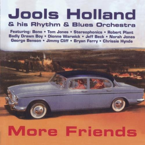 Jools Holland: More Friends - Small World Big Band Vol. Two (US Release) by Rhino (Pure)