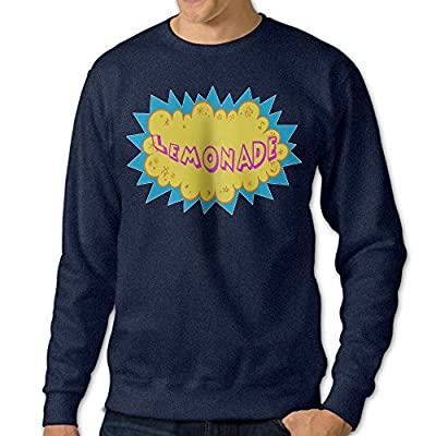 U9 Men's Lemonade Crew-Neck Sweater
