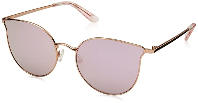 24ac146273 Image Unavailable. Image not available for. Colour  Juicy Couture Mirrored  Cat Eye Women s Sunglasses ...