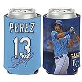 MLB Kansas City Royals Can Cooler 12 oz. Salvador Perez Limited Can Koozie