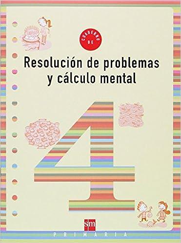 Cuaderno 4 De Resolución De Problemas Y Cálculo Mental. 2 Primaria - 9788434897403 por Ana Carvajal epub