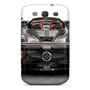 Premium Tpu Roadster Cover Skin For Galaxy S3