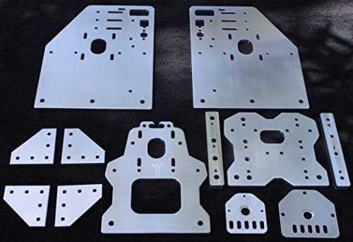 Ox CNC Gantry Plate Set (seen at Openbuilds)