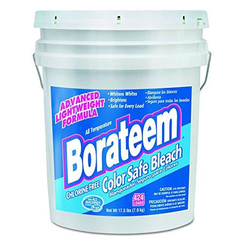 Borateem 00145 5 gallon Chlorine-Free Color Safe Laundry Bleach (Borateem Color Safe)