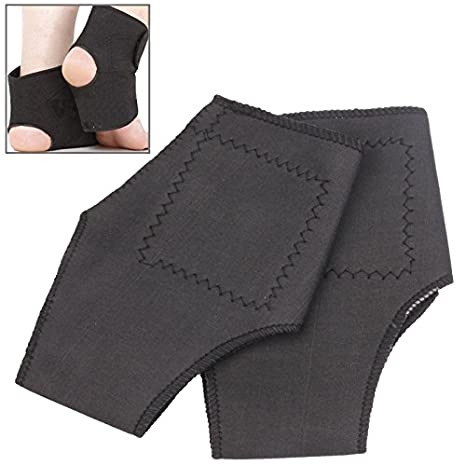 539967065e Ankle Support Adjustable Magnetic - with magnet therapy - Pair: Amazon.co.uk:  Health & Personal Care
